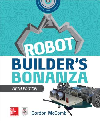 Robot Builder's Bonanza, 5th Edition-cover