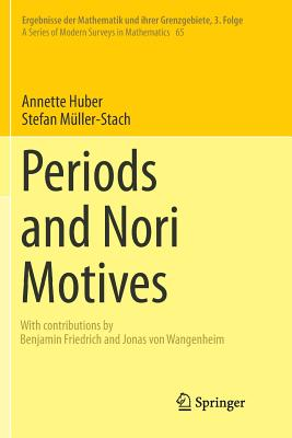 Periods and Nori Motives-cover