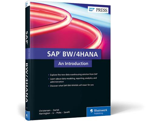 SAP BW/4HANA: An Introduction-cover