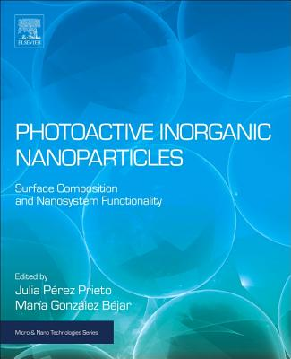 Photoactive Inorganic Nanoparticles: Surface Composition and Nanosystem Functionality-cover
