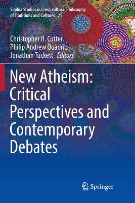 New Atheism: Critical Perspectives and Contemporary Debates-cover