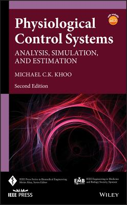 Physiological Control Systems: Analysis, Simulation, and Estimation-cover