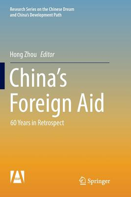 China's Foreign Aid: 60 Years in Retrospect-cover