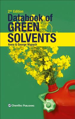 Databook of Green Solvents-cover
