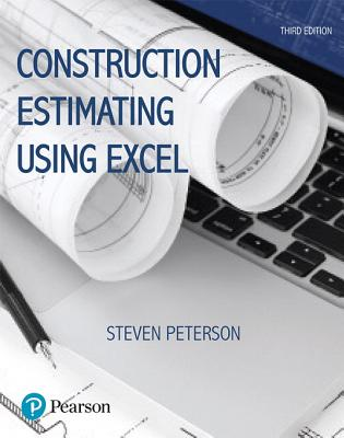 Construction Estimating Using Excel-cover