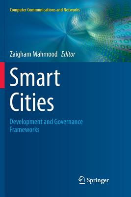 Smart Cities: Development and Governance Frameworks-cover