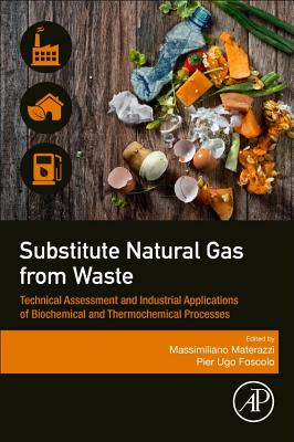 Substitute Natural Gas from Waste: Technical Assessment and Industrial Applications of Biochemical and Thermochemical Processes-cover