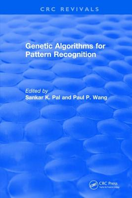Genetic Algorithms for Pattern Recognition-cover