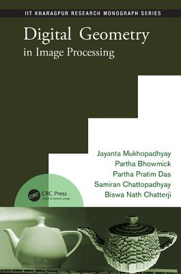 Digital Geometry in Image Processing-cover