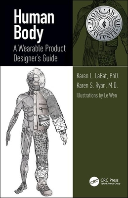 Human Body: A Wearable Product Designer's Guide-cover