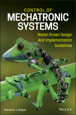 Control of Mechatronic Systems: Model-Driven Design and Implementation Guidelines-cover