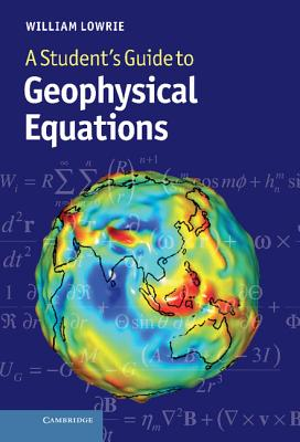 A Student's Guide to Geophysical Equations-cover