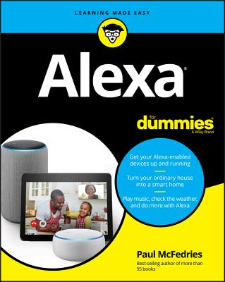 Alexa for Dummies-cover