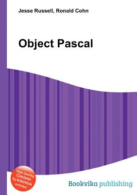 Object Pascal (Paperback)-cover