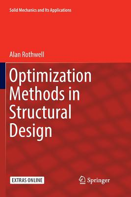 Optimization Methods in Structural Design-cover