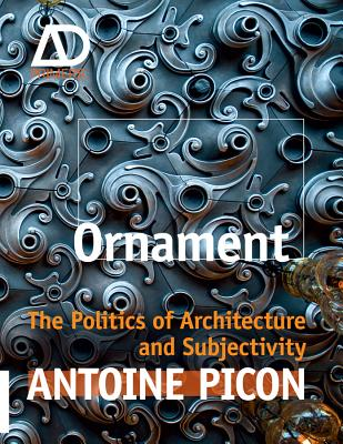 Ornament: The Politics of Architecture and Subjectivity-cover