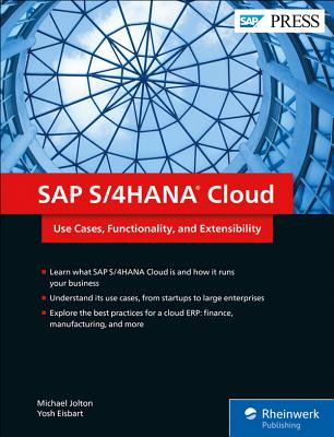SAP S/4hana Cloud: Use Cases, Functionality, and Extensibility-cover