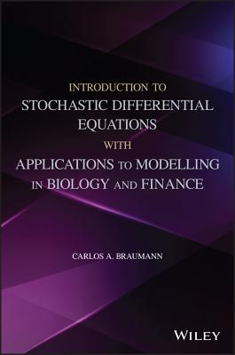 Introduction to Stochastic Differential Equations with Applications to Modelling in Biology and Finance-cover