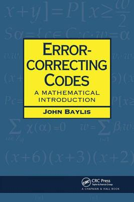Error Correcting Codes: A Mathematical Introduction-cover