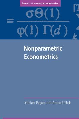 Nonparametric Econometrics-cover