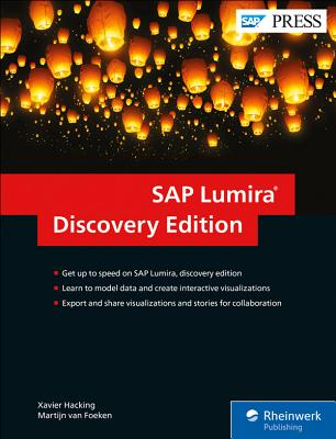 SAP Lumira, Discovery Edition: The Comprehensive Guide-cover