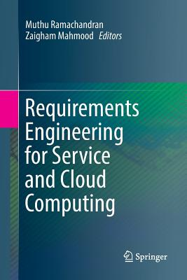 Requirements Engineering for Service and Cloud Computing-cover