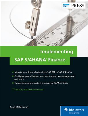 Implementing SAP S/4hana Finance: System Conversion Guide-cover