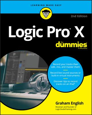 Logic Pro X for Dummies-cover