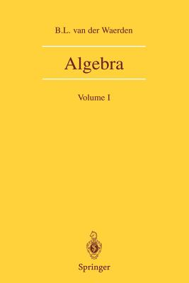 Algebra: Volume I-cover