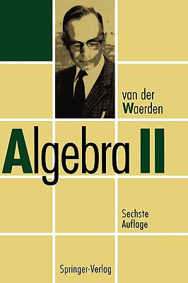 Algebra: Volume II-cover