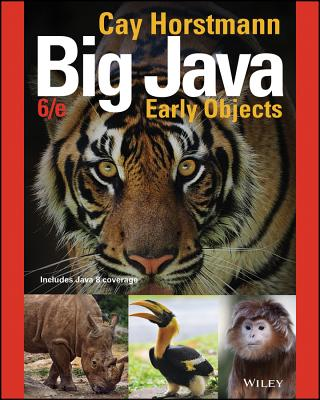 Big Java: Early Objects-cover