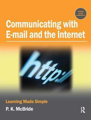 Communicating with Email and the Internet-cover