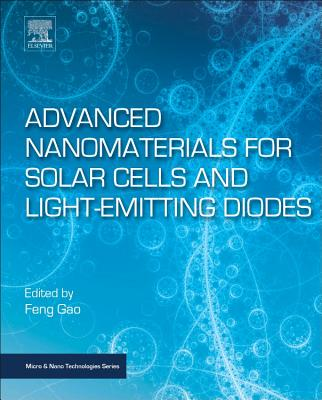 Advanced Nanomaterials for Solar Cells and Light Emitting Diodes-cover