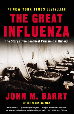 The Great Influenza: The Story of the Deadliest Pandemic in History-cover