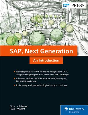 Sap: An Introduction: Next-Generation Business Processes and Solutions-cover
