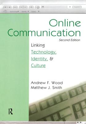 Online Communication: Linking Technology, Identity, & Culture-cover