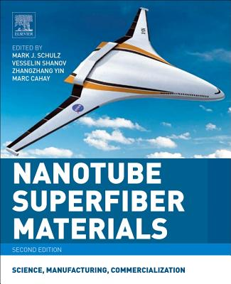 Nanotube Superfiber Materials: Science, Manufacturing, Commercialization-cover