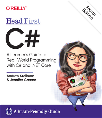Head First C#: A Learner's Guide to Real-World Programming with C#, Xaml, and .Net 4/e-cover