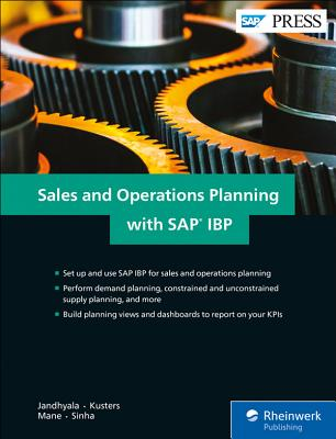 Sales and Operations Planning with SAP IBP-cover