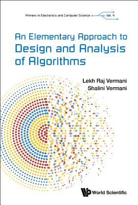 An Elementary Approach to Design and Analysis of Algorithms-cover