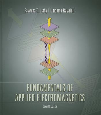 Fundamentals of Applied Electromagnetics (English) 7th-cover