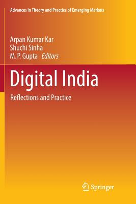 Digital India: Reflections and Practice-cover