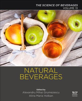Natural Beverages: Volume 13: The Science of Beverages-cover