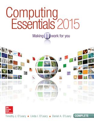 Computing Essentials 2015 Complete Edition-cover