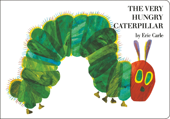 The Very Hungry Caterpillar-cover