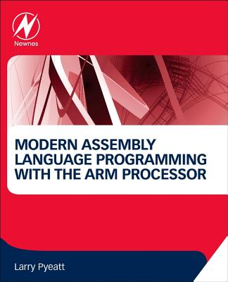 Modern Assembly Language Programming with the Arm Processor-cover