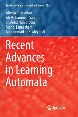 Recent Advances in Learning Automata-cover