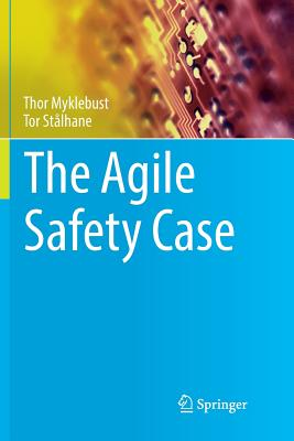 The Agile Safety Case-cover