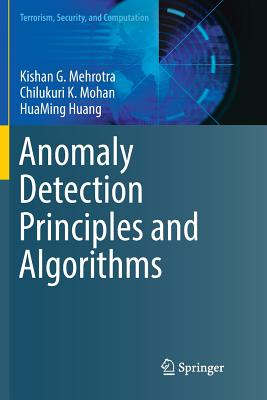 Anomaly Detection Principles and Algorithms-cover