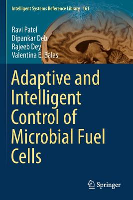 Adaptive and Intelligent Control of Microbial Fuel Cells-cover